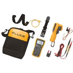 Fluke 116/62MAX+ Kit  HVAC Multimeter and IR Thermometer Combo Kit