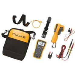 Fluke 116/62MAX+ Kit  HVAC Multimeter and IR Thermometer Combo Kit