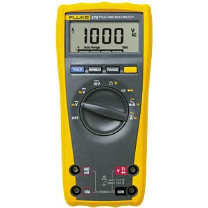 Fluke 175 EGFID , TRMS Multimeters