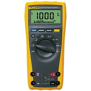 FLUKE 177IS EGFID , TRMS Multimeter W/Backlight (Intrinsically Safe)