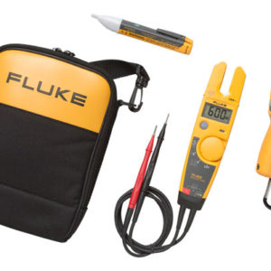 Fluke T5/62MAX+/1AC kit Electrical Tester , IR Thermometer and Voltage Detector Kit