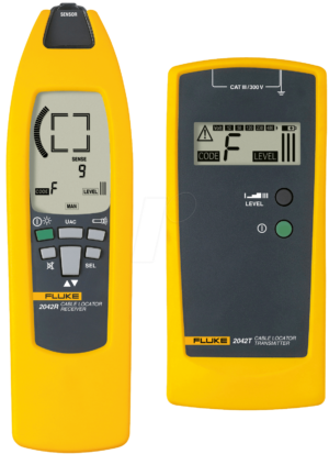 Fluke 2042 Cable Locator (Transmitter + Receiver)