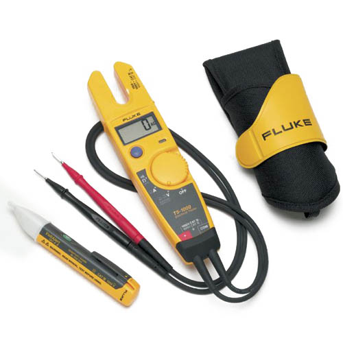 Fluke T5-H5-1AC II Kit Electrical Tester Kit With Holster and 1AC
