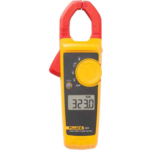 Fluke 323 Clamp Meter 400A AC True RMS