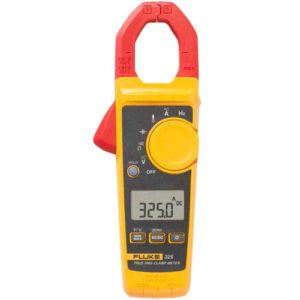 Fluke 325 Clamp Meter 400A AC/DC True RMS with Temperature