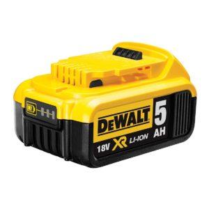 DeWalt Battery XR Li-ion 18V  5.0 Ah