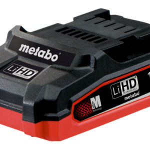 Metabo Battery - 18V  6.2Ah HD