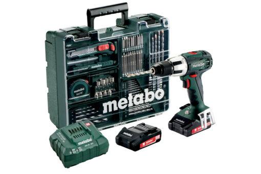 METABO 602103600 SB 18 LT  CORDLESS IMPACT DRILL- MOBILE WORKSHOP