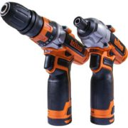 TRITON TWIN PACK DRILL & DRIVER KIT 12V Li-Ion 687593